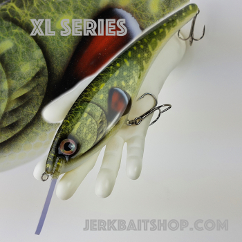 art bait XL series Typ 01 Pike