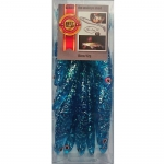10er Packung GERRIT the walleye shad Farbe Siilverblue